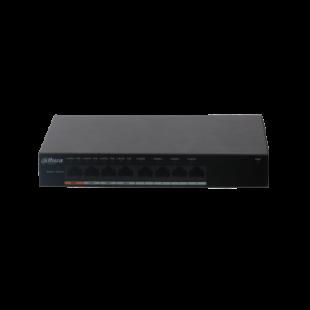 8-портовый коммутатор с 4 РоЕ портами PFS3008-8ET-60