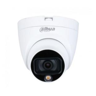 DH-HAC-HDW1209TLQ-LED (3.6 мм) 2 Мп HDCVI Видеокамера Dahua