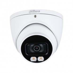 DH-HAC-HDW1239TP-A-LED (3.6 мм) 2 Мп HDCVI Видеокамера Dahua с встроенным микрофоном