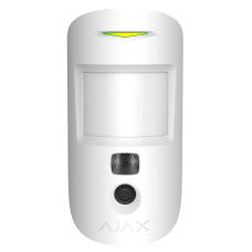 Датчик движения Ajax MotionCam с фотокамерой для подтверждения тревог (white)