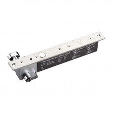 Электроригельный замок YB-600A(LED) cо световой индикацией и ключевым цилиндром