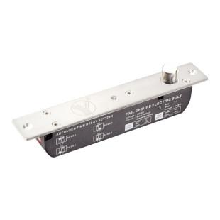 Электроригельный замок YB-700B(LED) cо световой индикацией, датчиком состояния двери и таймером задержки