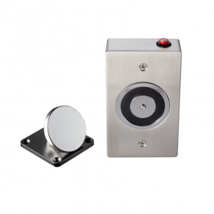 Фиксатор двери YD-603US врезной с кнопкой
