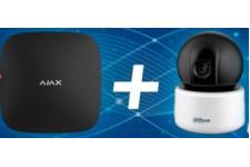 Ajax существенно упростил подключение камер Dahua к своему HUB
