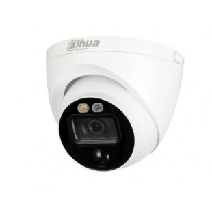 DH-HAC-ME1200EP-LED (2.8мм) 2Мп HDCVI Видеокамера Dahua активного отпугивания