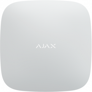Централь Ajax Hub 2 Plus (white)