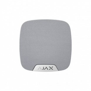 Сирена светозвуковая Ajax HomeSiren (white)