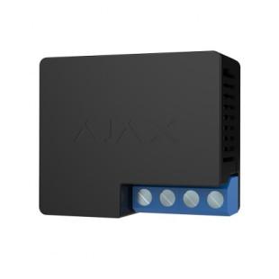 Беспроводное реле Ajax Relay с сухим контактом для управления приборами