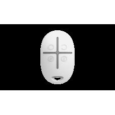 Брелок для постановки/снятия Ajax SpaceControl (white)