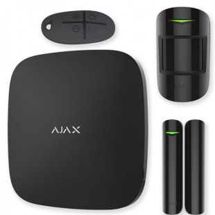 Комплект сигнализации Ajax StarterKit (black)