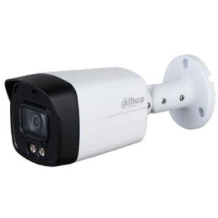 DH-HAC-HFW1239TLMP-A-LED (3.6 мм) 2 Мп HDCVI Видеокамера Dahua с LED подсветкой