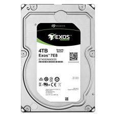 "Жесткий диск Seagate Exos 7E8 512N 4TB 7200rpm 128MB ST4000NM0035 3.5"" SATA III"