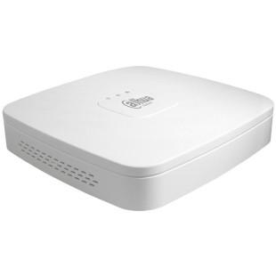 4-канальный сетевой видеорегистратор DH-NVR4104-4KS2
