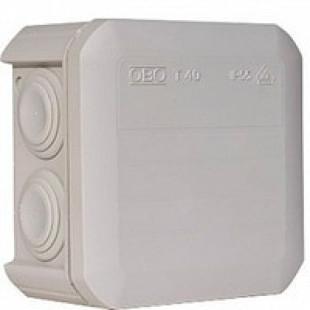 Монтажная коробка OBO T40 (90Х90Х52) IP55
