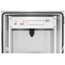 Климатический шкаф ШКК-6U