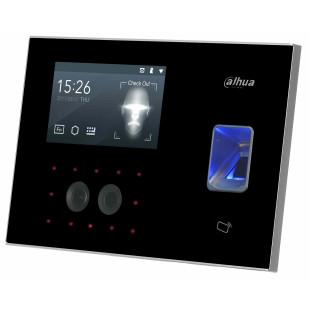 Терминал учета рабочего времени с функцией распознавания лиц DHI-ASA6214F