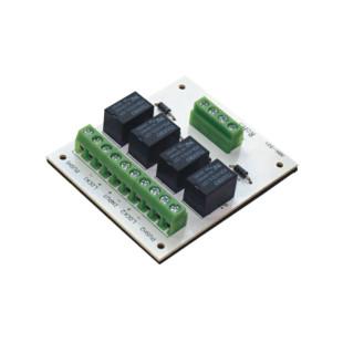 PCB-501 релейный модуль на две двери (шлюз)
