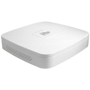 4-канальный XVR видеорегистратор Dahua XVR5104C-4KL-X