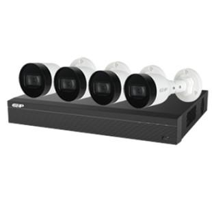 Комплект IP видеонаблюдения Dahua 2Мп EZIP-KIT/NVR1B04HC-4P/E/4-B1B20