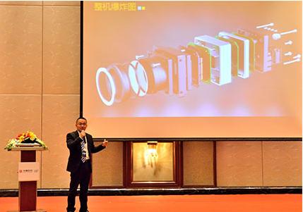 Dahua Technology и Intel представили результаты совместной работы: новую промышленную камеру высокого разрешения.